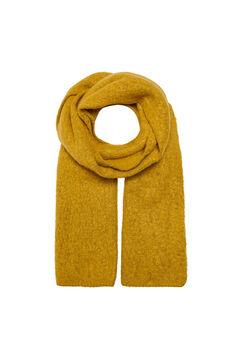 Springfield Plain scarf banana