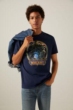Springfield Wow T-shirt bluish