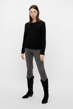 Springfield Knit jumper noir