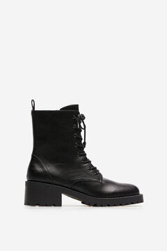 Springfield Lace-up boots black