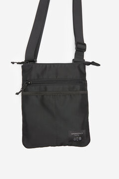 Springfield Porte-documents petit nylon noir