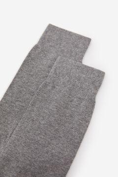 Springfield Meias básicas coloridas cinza