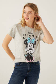 Springfield Minnie T-shirt grey
