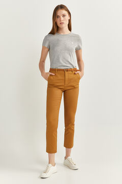 Springfield Coloured Chinos stone