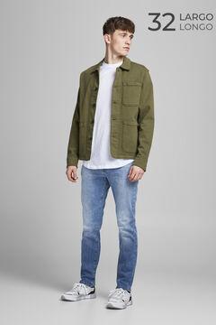Springfield Jeans Clark regular fit bluish