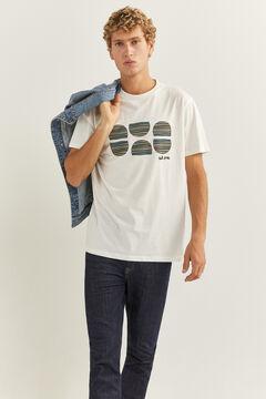 Springfield T-shirt fell free cru