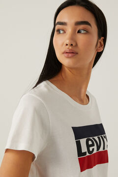 Springfield THE PERFECT TEE white