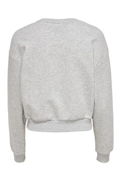 Springfield 100% organic cotton sweatshirt gray