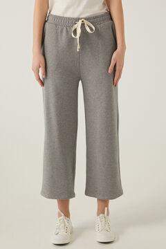 Springfield Organic cotton culottes grey