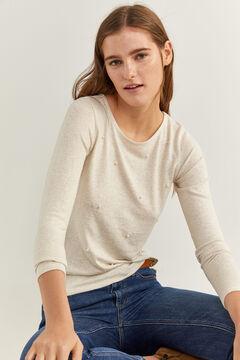 Springfield Shirt Perlen color