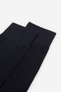 Springfield ESSENTIAL COLOURED SOCKS bluish