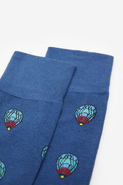 Springfield HOT AIR BALLOON SOCKS indigo blue