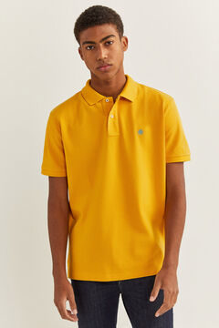 Springfield ESSENTIAL PIQUE POLO SHIRT color