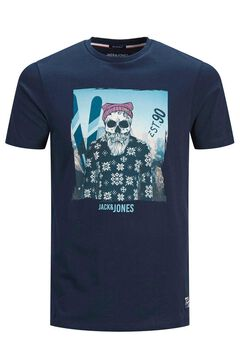 Springfield Serigraph short-sleeved t-shirt navy