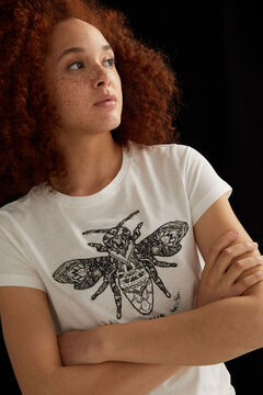 Springfield Insects graphic t-shirt white