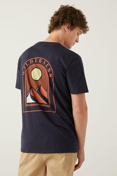 Springfield Wilderness T-shirt blue