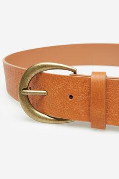 Springfield Cinturón grabados rosa
