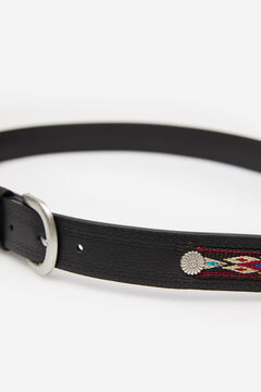 Springfield Boho belt black