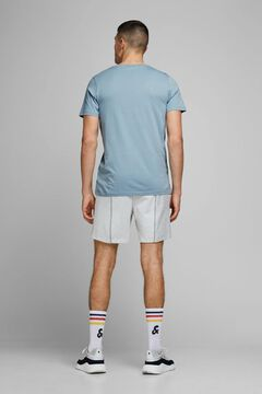 Springfield Organic cotton t-shirt bluish