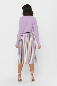 Springfield Midi skirt purple
