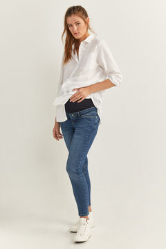 Springfield Maternity Jeans blue