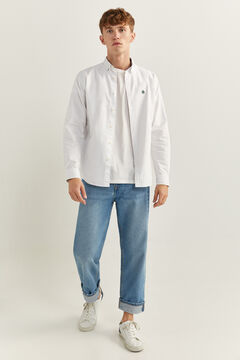 Springfield OXFORD SHIRT white