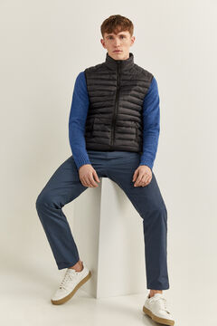 Springfield QUILTED VEST black
