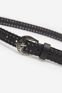 Springfield Cowboy belt black