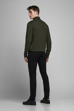 Springfield Liam skinny fit jeans  black