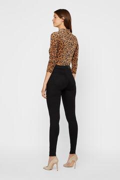 Springfield Skinny jeans black