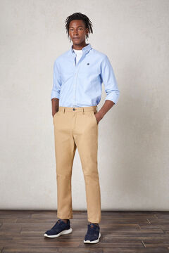 Springfield CHINO REGULAR FIT piedra