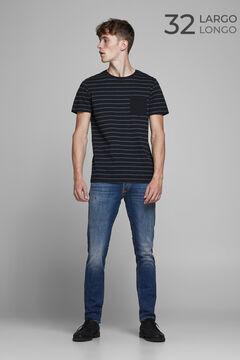Springfield Glenn slim fit jeans  bluish