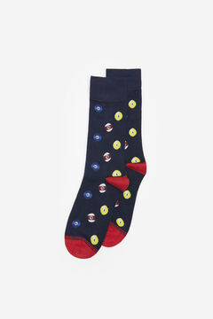 Springfield BILLIARD BALL SOCKS blue