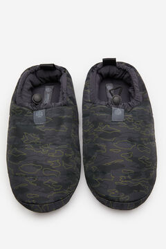 Springfield CAMOUFLAGE SLIPPERS blue mix