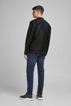 Springfield Biker style jacket noir