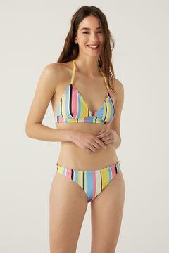 Springfield Scalloped bikini bottoms natural