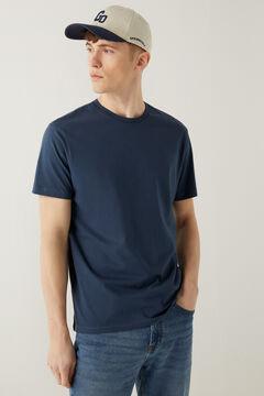 Springfield Basic logo t-shirt bluish