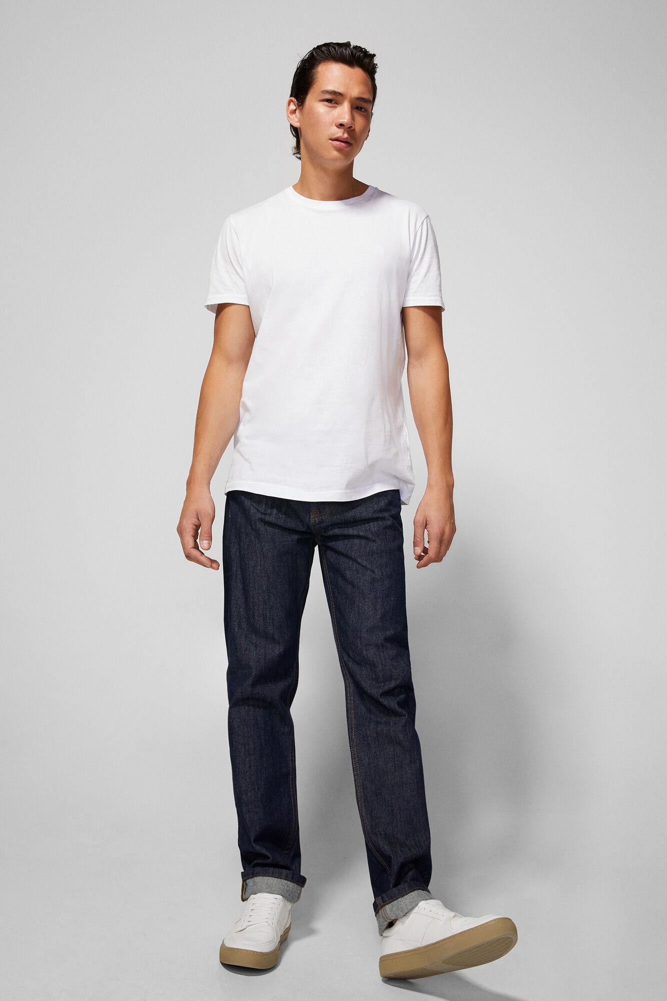 Básico Regular Springfield Hombre Vaqueros Straight Jeans UAZWqw