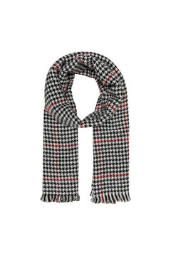 Springfield Printed scarf rouge