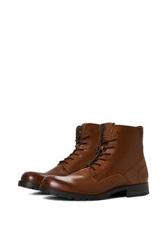 Springfield Cowhide biker boots braun