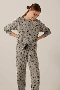 Springfield Pijama Disney Mickey Mouse gris