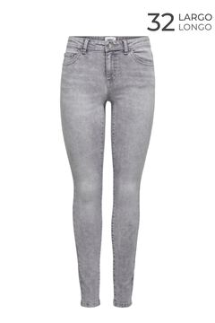Springfield Slim fit jeans gray