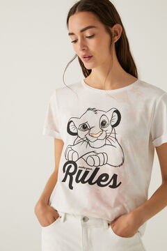 Springfield Rules T-shirt pink