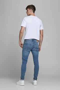 Springfield Tom super skinny fit jeans bleuté