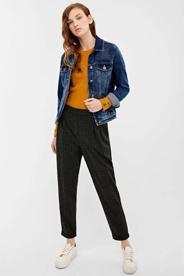 Pantalones Anchos De Mujer Y Leggins Springfield