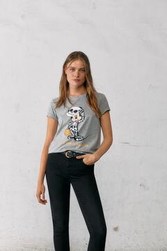 Springfield Let's Celebrate Halloween T-shirt grey