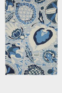 Springfield Pañuelo estampado floral navy mezcla