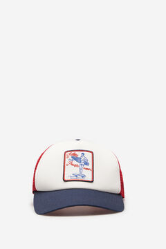 Springfield Cap Trucker Patch rot
