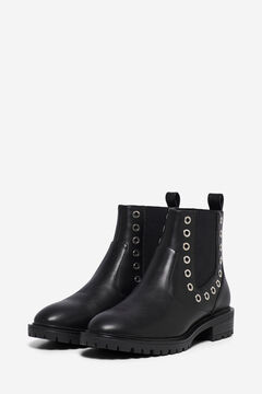 Springfield Studded boots black