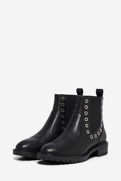 Springfield Studded boots schwarz